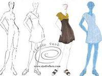 Loads of #FashionIllustration sources Pinterest Album  #DesignDraw