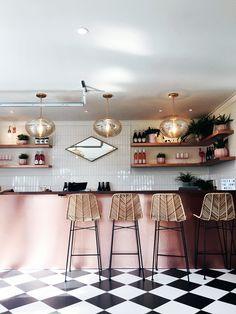 Decor & Interiors: The June Motel | THE VAULT FILES