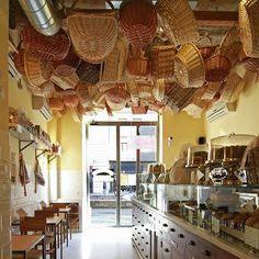 california bakery Milano Favorite place in Italy!!