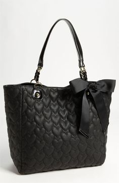 Betsey Johnson Be My One & Only Tote available at #Nordstrom