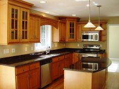 Best Kitchen Cabinet Doors - http://www.tangomascarada.com/best-kitchen-cabinet-doors/ : #KitchenIdeas Kitchen cabinet doors as hardware should be in quite great quality of beauty as well as durability to make sure in matter of existence in completing cabinets as focal point. You can be free to pour creativity into design and style of cabinets so that optimal in preserving you a fine focal point...
