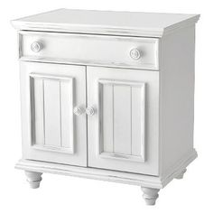 Notting Hill Collection 1 Drawer 2 Door Night Stand - John Boyd Designs