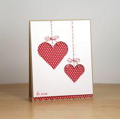 75 handmade Valentine& Day card ideas for him that are cute and romantic . - 75 handmade Valentine& Day card ideas for him that are cute and romantic – Hike n Dip 75 ha -