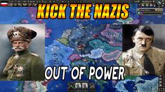 Hearts of Iron IV Guide - How to win the German Civil War Hearts Of Iron Iv, Heart Of Iron, Civilization, German, Channel, Gaming, War, Youtube, Deutsch