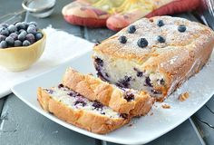 How to make Eggless Blueberry Cake Using Cake Mix. Step by step Eggless Blueberry Cake Using Cake Mix. Egg free blueberry cake with ready cake mix.