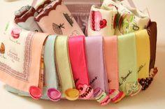 La Duree handkerchief