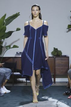 Jason Wu Fashion Show Ready to Wear Collection Spring Summer 2017 in New York