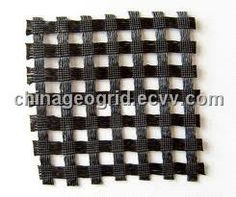 PVC Coated Polyester Geogrid (PET geogrid) - China ;polyester geogrid;PET geogrids, LIANYIJIUZHOU