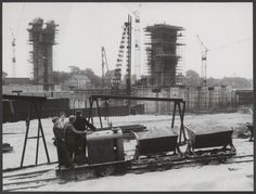 Foto's fase 2: Plaatsen schuiven en brug - Serc
