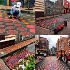 Galería de Colectivo MU: urbanismo a escala humana en Bogotá - 12 Floor Graphics, Urban Design, Transportation, Sidewalk, Public, Landscaping, Street, Cities, Game