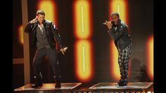 Chris Rene and Marcus Canty