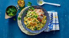 Zalmbonbon met komkommersalade - recept | 24Kitchen