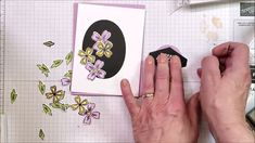 Create a wow effect by layering punched flowers. Easy to do. This project was made with Stampin'Up's Flowers of Friendship Bundle. Stampinup makes crafting easy with coordinated product like this Flower Builder Punch and matching Flowers of Friendship stamp set. Blog Images, Layering, Punch, Stampin Up, Friendship, Crafting, Create, Flowers, Easy