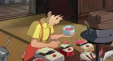 ¿Puedes reconocer la película de Studios Ghibli por sus platillos