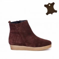 Промо Кожа :: Дамски обувки от естествена кожа Wedges, Boots, Fashion, Crotch Boots, Moda, Fashion Styles, Shoe Boot, Fashion Illustrations, Wedge
