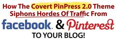 If would you like starting the New Year with money, then you need this->Covert PinPress 2.0 - Pinterest WordPress Theme >>http://bit.ly/1wym2GC<<