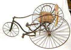 19c Victorian Ride On Tricycle