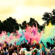 Woop woop, so excited I'm doing this in a couple of weeks!! Color Me Rad Run..walk for the preggo!