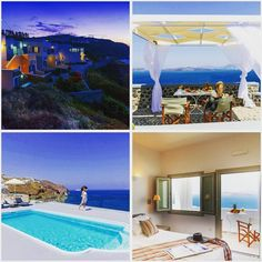 Let yourselves #relax and feel the genuine #hospitality ;) Check out 2017 rates -> www.bookingsantorini.com Santorini Hotels, Hospitality, Relax, Mansions, House Styles, Instagram Posts, Check, Manor Houses, Villas