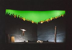 THE DAMNATION OF FAUST / BERLIOZ  stage design: Roni Toren
