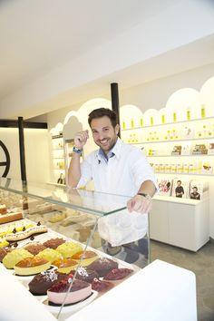 Petit apprenti d'une modeste pâtisserie de province, il est devenu, à 40 ans, l'un des chefs pâtissiers les plus reconnus de la profession. Et pourtant... rien ne semblait prédisposer ce Picard aux métiers de bouche. www.byfrenchies.com