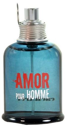 Amor Pour Homme By Cacharel For Men Eau De Toilette Spray, 4.2-Ounces by Cacharel. Save 10 Off!. $64.95. Amor Pour Homme by Cacharel for Men. Amor Pour Homme by Cacharel for Men - 4.2 Ounce EDT Spray. Launched by the design house of Cacharel.When applying any fragrance please consider that there are several factors which can affect the natural smell of your skin and, in turn, the way a scent smells on you. For instance, your mood, stress level, age, body chemistry, diet, and curren...