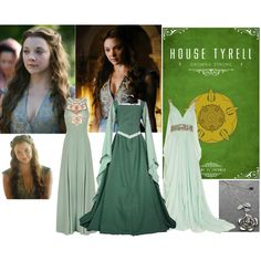 """""""Game Of Thrones - Margaery Tyrell"""" by hellzbelle on Polyvore"""