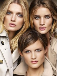 want to achieve the burberry makeup look