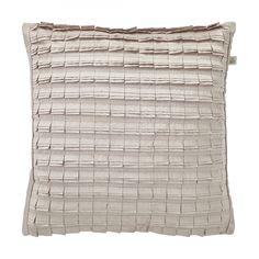 Kissen Cheyenne - Polyester - Braun - 45x45 cm