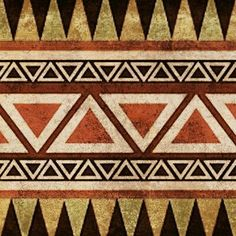 - Source by silvioksbauer Motifs Aztèques, Motifs Textiles, Ethnic Patterns, Textures Patterns, African Patterns, Patchwork Patterns, Kunst Der Aborigines, Afrique Art, Aztec Art