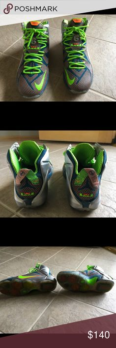 newest 4fd6e be267 Shop Men s Lebron James size Athletic Shoes at a discounted price at  Poshmark.