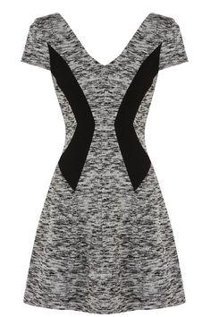 Marl Swing Dress