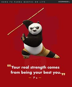 14 Life Lessons You Learn From The Infinite Wisdom Of Kung Fu Panda Crazy Quotes, Life Quotes, Mood Quotes, Qoutes, Dreamworks, Kung Fu Panda Quotes, Master Shifu, Panda Wallpapers, Disney Movie Quotes