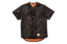 Black Cow Baseball Shirt