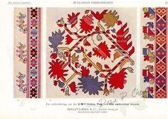 (54) Gallery.ru / Фото #28 - Bulgarian Embroidery - Dora2012