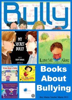 Book Mama: Books About Bullying | Boy Mama Teacher Mama