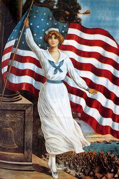 Old Glory vintage patriotic postcard 4th Of July Pics, 4th Of July Images, Patriotic Images, Fourth Of July, I Love America, God Bless America, America Pride, America America, American History