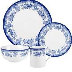 Meadow 16 Piece Dinnerware Set  $52.99