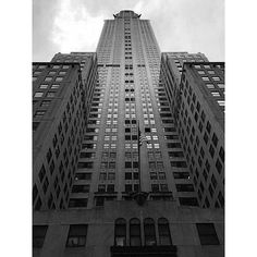 "oldvintagenewyork: ""Chrysler Building details Manhattan New York City 1958. #NY #NewYork #NewYorkCity #City #Manhattan #NYC #Vintage #Old"""