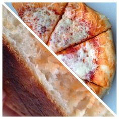 Ropogós-lágy pizzatészta