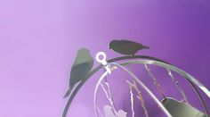 bird ball by mo man tai