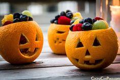 Dulces Halloween, Postres Halloween, Halloween Ideas, Halloween Saludable, Apple Logo Design, Classroom Snacks, Pumpkin Carving, Cooking, Google