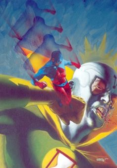Atom: Legends Of The DC Universe by Tony Harris