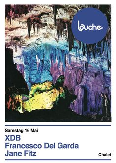 RA: Louche with XDB, Franceso Del Garda & Jane Fitz at Chalet, Berlin