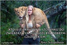 Kto jest okrutny w stosunku do zwierząt... #Schopenhauer-Arthur,  #Człowiek, #Dobro-i-sprawiedliwość, #Przyroda-i-zwierzęta
