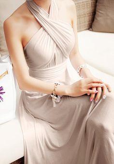 Maxi Dress - Wear it different ways!