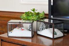 DIY Holiday boxes