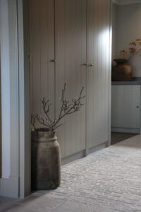 Cupboard Shelves, Tall Cabinet Storage, Cupboards, Small Room Bedroom, Home Bedroom, Entrance Hall Decor, Bedroom Built In Wardrobe, Cozy Cottage, Rustic Chic