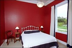 Red Bedrooms On Pinterest Red Bedrooms Red Bedroom