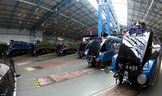 fastest steam train Mallard and its five surviving sister locomotives ...
